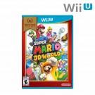 Videojuego WII U Super Mario 3D World Select