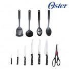 Set de cuchillos OSTER 11 Piezas OS-26240-1