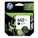 Cartucho HP 662XL Black