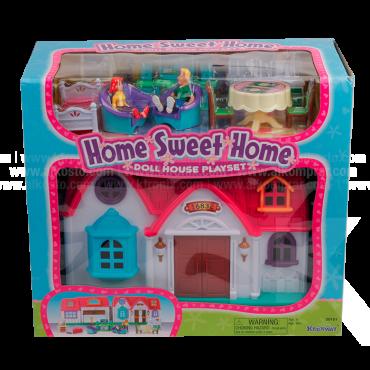 Casa De Muñecas Home Sweet Home