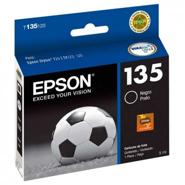 Cartucho EPSON T135120 Negro