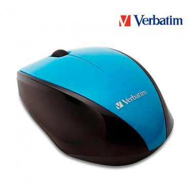 Mouse VERBATIM LED   Azul