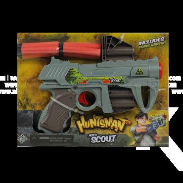 Lanzador De Dardos Hunstman Auto Scout