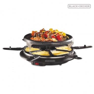 Raclette B+D 6 Puestos RA20990