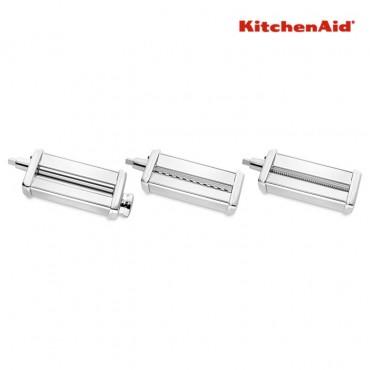 Rodillo para Pastas KITCHENAID KPRA B Silver