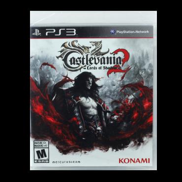 Vídeo Juego PS3 Castlevania Lord of Shadows
