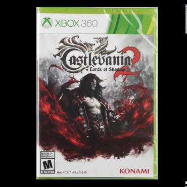 Vídeo Juego XBOX 360 Castlevania Lord of Shadows