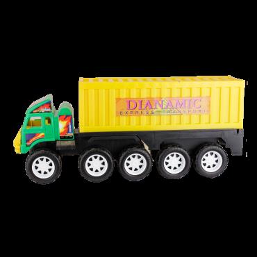Camion Container Dump Truck (Juguetes)