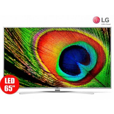 """Tv65"""" 165cm LED LG 65UH770T Ultra HD Internet"""