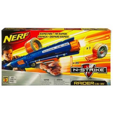 Nerf Lanzador Raider