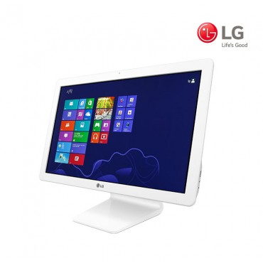 """PC All in One LG 22V240 21.5"""" Celeron® Blanco"""