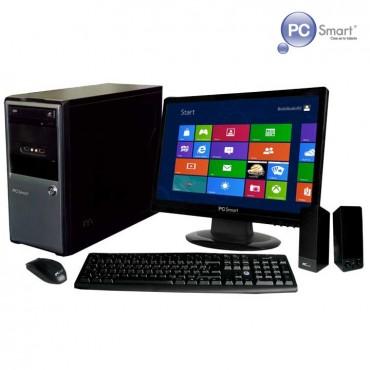 Computador de Escritorio PCsmart Celeron Windows 8