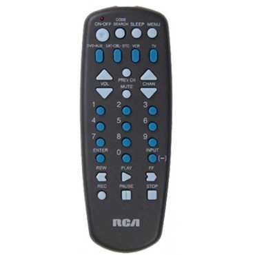 pin control remoto rca rcu404 para cualquier marca de tvdvd ofertopia on pinterest rca universal remote guide plus gemstar instructions rca universal remote guide plus gemstar crk76ta1