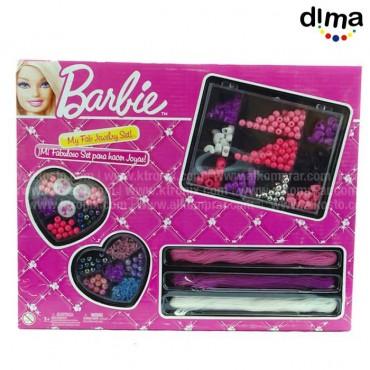 Caja de Hilos Mi Fabulosa Máquina de Joyas Barbie