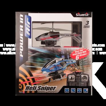 Helicóptero Power In Air Heli Sniper