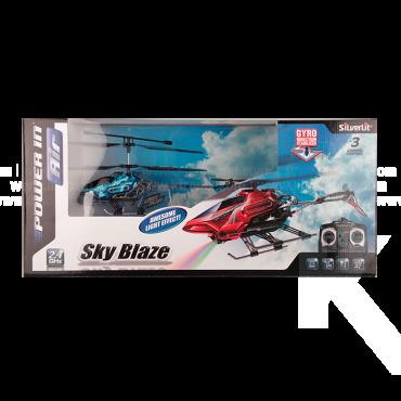 Helicóptero Power In Air Sky Blaze