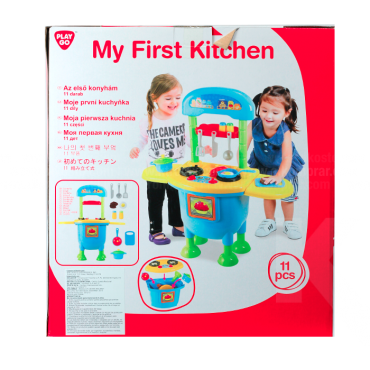 Juguete Cocina My First Kitchen PLAY GO