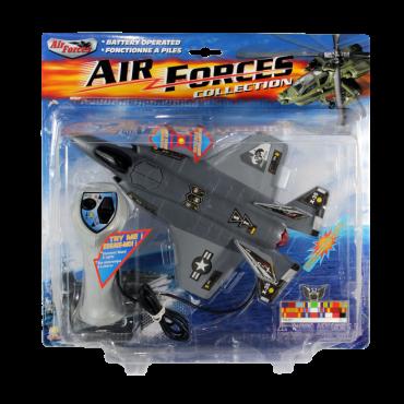 Juguete Avión Control Remoto Air Forces Collection (Juguetes)