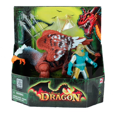Figura Legend Of Dragon Sky Attacker