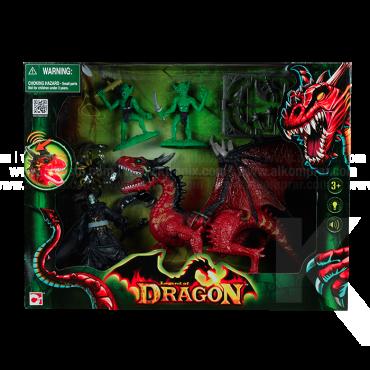 Figura Legend Of Dragon Dragon Slayer