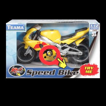 Motocicleta Speed Bike (Juguetes)