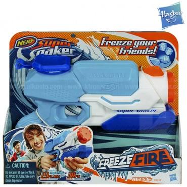 New SUPERSOAKER Freezefire