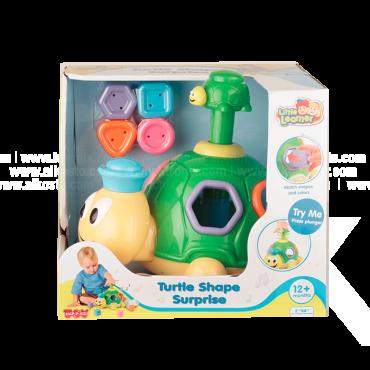 Tortuga Infantil Shape Surprise