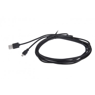Cable GRIFFIN USB / Micro USB  3M - Negro