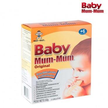 Galletas BABY MUM-MUM Original x24 und.
