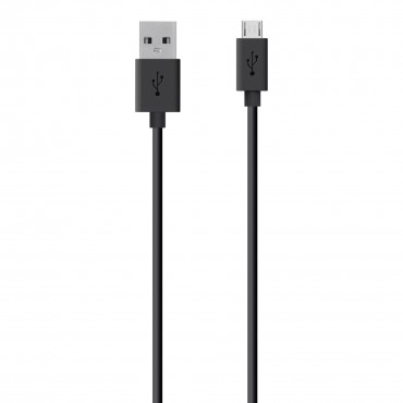 Cable BELKIN USB / Micro USB 2.1m - Negro