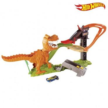 HOT WHEELS duelo de t-rex