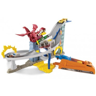 Hot Wheels Dragón Destructor