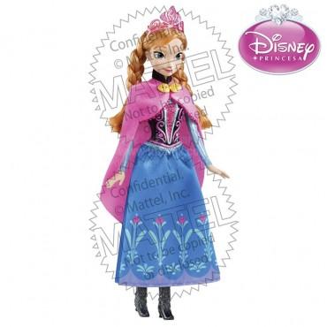 Princesa Anna DISNEY PRINCESS Frozen