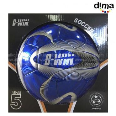 Balón Fútbol D-Win Azul 330G