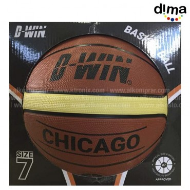 Balón Basketball D-Win Caucho 600G