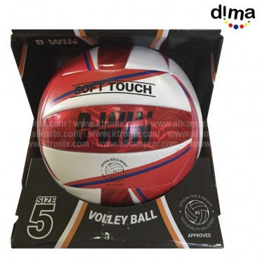 Balón Volleyball D-Win  Rojo 280G