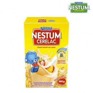 Cereal Infantil NESTUM Cerelac 360g