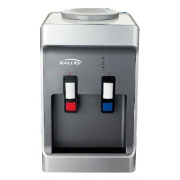 Dispensador de agua kalley k wd5k gris for Dispensador agua fria media markt