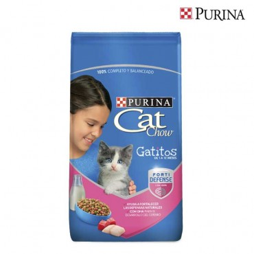 Alimento para Gatos CAT CHOW Gatitos Forti Defense 1.5KG