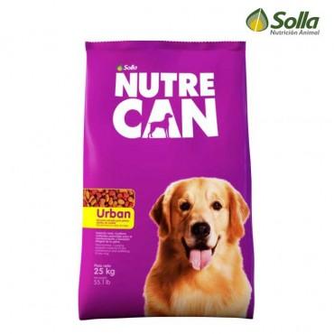 Alimento para Perros NUTRECAN Urban x 25Kg
