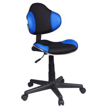 Silla de Oficina K-LINE 9007 Negro/Azul ASS
