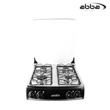 Estufa de Mesa ABBA 4P SG400-8 Gas Natural