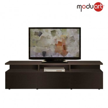 Mesa TV MODUART Línea Stylo Wengue 15167-04