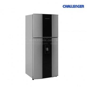 Nevera CHALLENGER 370Lts CR423B Gris