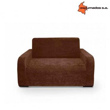 Sofa Cama ESPUMADOS Austin Chanel Chocolate
