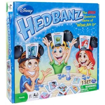 Hedbanz Juego De Mesa Disney