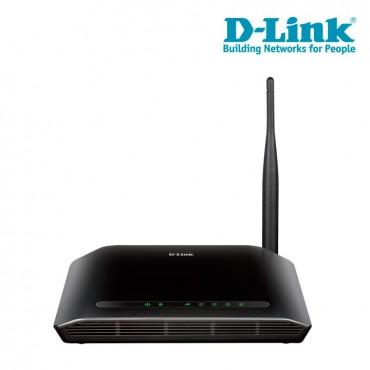 Router D-LINK WiFi 4 puestos 150mbps