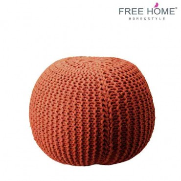 Asiento Puff FREEHOME Ladrillo