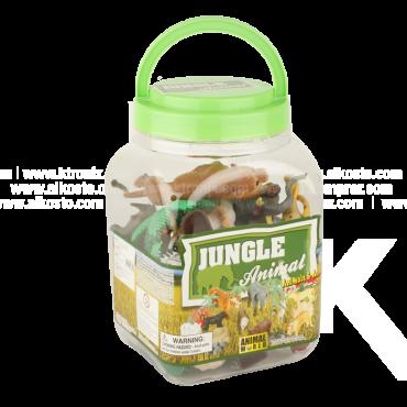Juguete Balde Jungle Animal