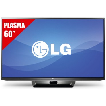 """TV 60"""" Plasma LG 60PA6500 FHD"""